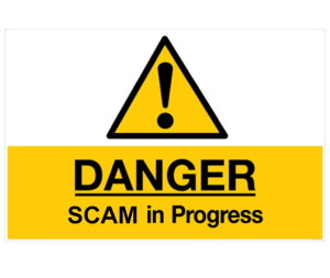 MLM Scam Pyramid Scam Work From Home Scam