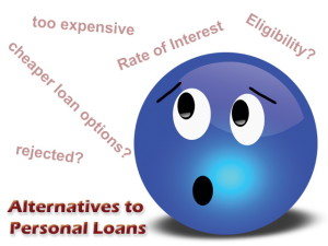 7 alternatives to personal loans in India