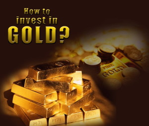 How to invest Gold?