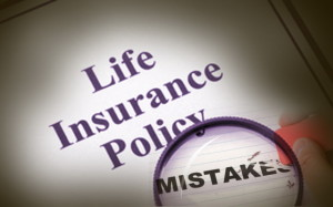 9 Life Insurance Mistakes to avoid in India