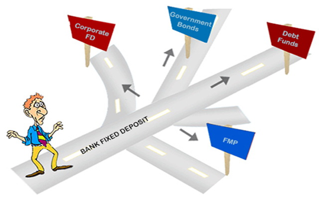 Alternate Options to Fixed Deposits in India