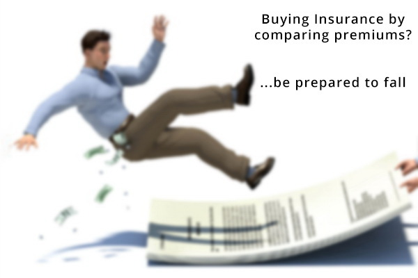 Cheap Insurance policies can cause trouble