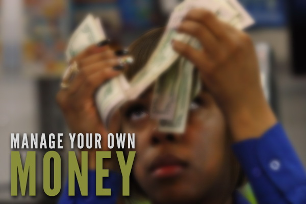 Manage your own Money