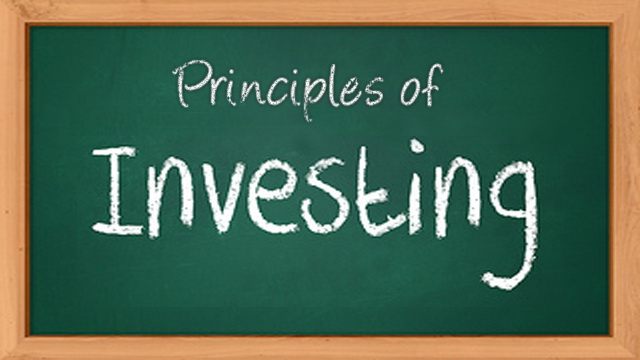 how to invest principles