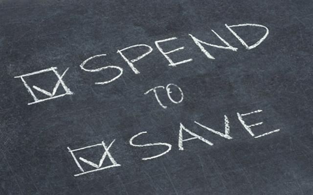 Save money sensibly