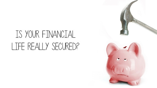 Signs of Financial Security
