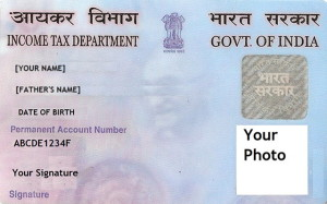 Changes in the PAN Card application from 3rd February 2014