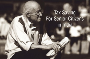 Tax Saving for Senior Citizens in India