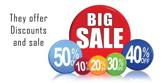discounts sales and offer at malls