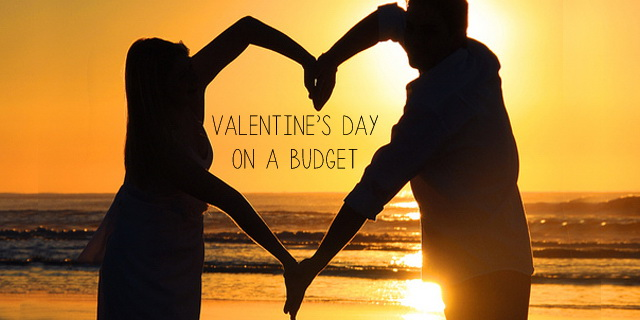 Celebrate Valentines Day on a budget