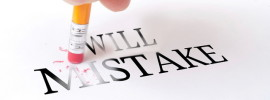 mistakes to avoid while writing a will in India