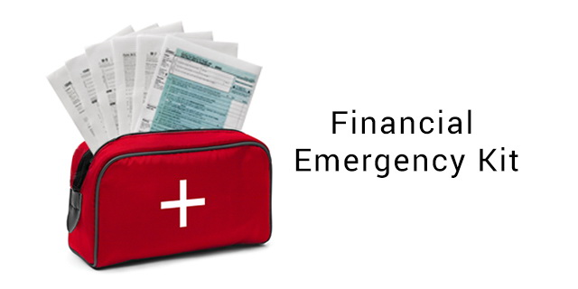 emergency kit for your finances