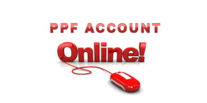 Public Provident Fund Account Online in India