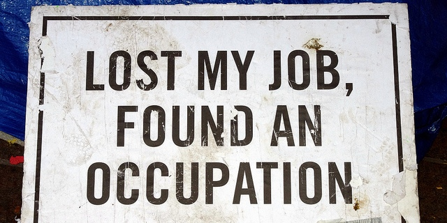 job loss can lead to a new career